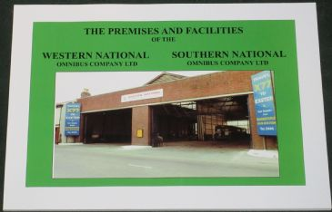 The Premises and Facilities of the Western National Omnibus Company & Southern National Omnibus Company